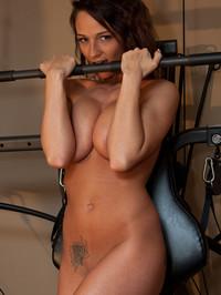 Nikki Sims Workout 2014 06