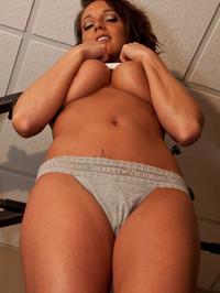 Nikki Sims Workout 2014 13