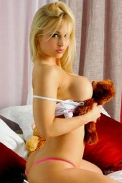 Gorgeous Jenny Poussin