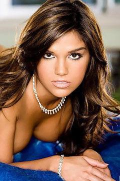 Elizabeth Mendez Gorgeous Brunette Babe