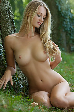 Carisha Among The Trees