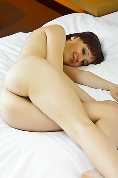 Monika G Gets Totally Nude