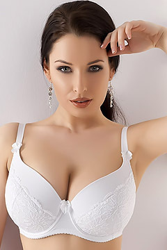 Polish Fashion Model Dagmara Bajura