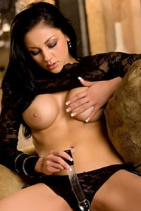 Tight Brunette Audrey Bitoni