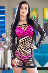 Evil Babe Katrina Jade