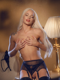 Arousing Black Lace 13