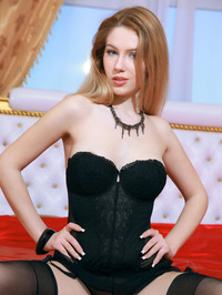 Hot Russian babe Genevieve Gandi is always a class act 06