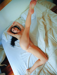 raven-haired Ukrainian babe Sultana 19