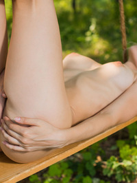 Stunning Zarina A loves getting back to nature 20